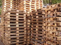 Sale of used pallets (EURO pallets)