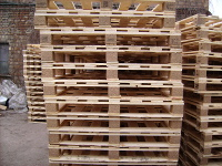 Used Light Weight Pallets 1000x1200